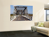 Dunmore Bridge over Parerson River Wall Mural by Oliver Strewe