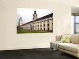 St. Florian Monastery Wall Mural by Manfred Hofer