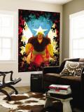 Fantastic Four: Isla De La Muerte No.1 Cover: Thing Wall Mural by Juan Doe