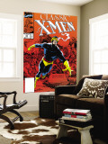 X-Men Classic No.44 Cover: Cyclops Wall Mural by Steve Lightle