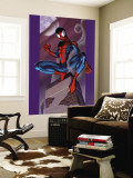 Ultimate Spider-Man No.56 Cover: Spider-Man Wall Mural by Mark Bagley
