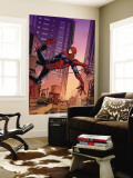 Marvel Adventures Spider-Man No.37 Cover: Spider-Man Wall Mural by Sean Murphy