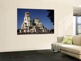 Alexander Nevski Cathedral Wall Mural by Manfred Hofer