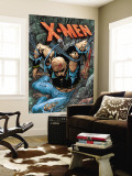 Uncanny X-Men No.393 Cover: Professor X Wall Mural by Tom Raney