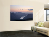 Moon over Loch Etive Wall Mural by Feargus Cooney