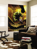 Ultimate Spider-Man No.113 Cover: Green Goblin Wall Mural