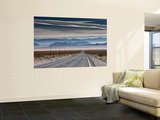 Spring Mountains in Nevada with Charleston Peak at Right Wall Mural by Witold Skrypczak