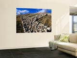 Upper City Foundations of Hittite Capital Hattusa Wall Mural by John Elk III