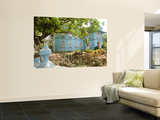 Portuguese Colonial Mansion, Siolim Wall Mural by Greg Elms