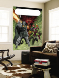 X-Men: First Class No.11 Group: Dr. Doom, Mephisto and Green Goblin Wall Mural by Nick Dragotta