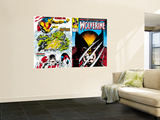 Marvel Comics Presents No.2 Cover: Wolverine Wall Mural by John Buscema