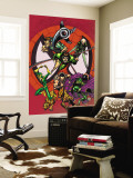 Marvel Adventures Spider-Man No.3 Group: Doctor Octopus Wall Mural by Patrick Scherberger