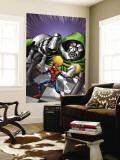 Marvel Adventures Spider-Man 9 Cover: Spider-Man and Dr. Doom Wall Mural by Mike Norton