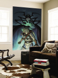 Thor Son Of Asgard No.11 Cover: Thor and Hela Wall Mural