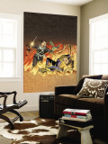 X-Men: Kitty Pryde No.5 Cover: Shadowcat Wall Mural by Paul Smith