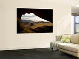 Desert Wall Mural by Aldo Pavan