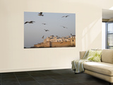 Town Ramparts Wall Mural by Olivier Cirendini