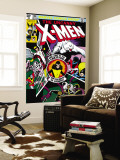 Uncanny X-Men No.139 Cover: Shadowcat, Storm, Angel, Colossus, Nightcrawler, Wolverine and X-Men Wall Mural by John Byrne