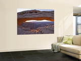 Mesa Arch at Sunrise Wall Mural by John Elk III