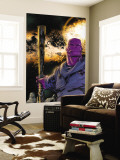 Thanos No.8 Cover: Thanos Wall Mural by Keith Giffen