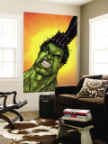 Defenders 2 Cover: Hulk Wall Mural by Kevin Maguire