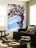 Spider-Girl No.68 Cover: Spider-Girl Wall Mural by Ron Frenz