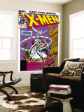 X-Men Annual No.9 Cover: Storm and Colossus Wall Mural by Arthur Adams