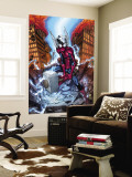 Marvel Adventures Spider-Man 40 Cover: Spider-Man Wall Mural by Patrick Scherberger