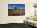 San Xavier Del Bac Mission Wall Mural by Mark Newman