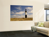 Lighthouse at Cape Pembroke, Near Port Stanley Wall Mural by Shannon Nace