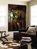 Thor Son Of Asgard No.8 Cover: Amora Charging Wall Mural