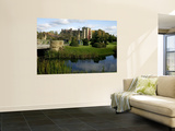 Hever Castle Wall Mural by Doug McKinlay