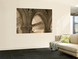 Rosslyn Chapel Interior Detai Wall Mural by Karl Blackwell