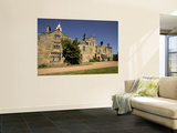 Moated Scotney Castle Wall Mural by Doug McKinlay
