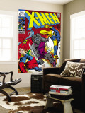 X-Men 53 Cover: Cyclops and Blastaar Wall Mural by Barry Windsor-Smith