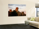 Rocca Scaligera Castle at Lago Di Garda Wall Mural by Ruth Eastham & Max Paoli