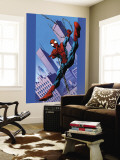 Ultimate Spider-Man No.75 Cover: Spider-Man Wall Mural by Mark Bagley