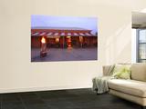 Exterior of Prairie Hotel, Flinders Ranges Vægplakat af Michael Gebicki