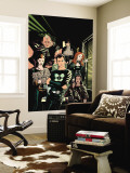 X-Factor No.1 Cover: Madrox, Strong Guy, Wolfsbane, Siryn, Rictor and Monet Wall Mural by Ryan Sook