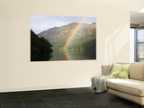 Rainbow over Loch Lomond, Loch Lomond and the Trossachs National Park Wall Mural by Feargus Cooney