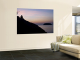 Sunset at Kata Beach Wall Mural by Austin Bush