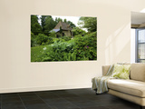 Jardin Du Pays D'Auge Plant Nursery and Public Gardens Near Cambremer Wall Mural by Barbara Van Zanten