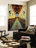 Church Interior, Palm Beach, Florida, USA Wall Mural by Adam Jones