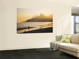 Ipanema Beach Wall Mural by Micah Wright