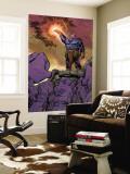 Thanos No.9 Cover: Thanos Wall Mural by Keith Giffen