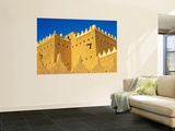 Palace of Saad Bin Saud Wall Mural by Anthony Ham