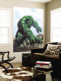 Gamma Games 3 Cover: Hulk Wall Mural by Alvin Lee