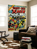 Marvel Comics Retro: The X-Men Comic Book Cover No.1 (aged) Wall Mural