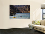 Temple Bar Marina-Lake Mead National Recreation Area-Nevada-200 Wall Mural by Mark Newman