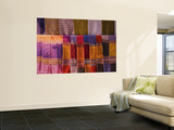 Traditional Handwoven Textiles for Sale Wall Mural by Anders Blomqvist